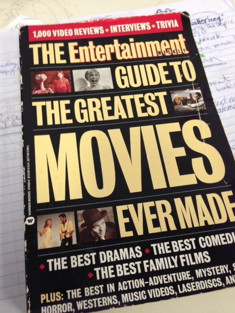 EW GUIDE TO THE GREATEST MOVIES EVER MADE